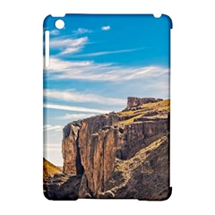 Rocky Mountains Patagonia Landscape   Santa Cruz   Argentina Apple Ipad Mini Hardshell Case (compatible With Smart Cover) by dflcprints