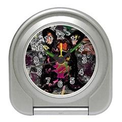 Bulldog Travel Alarm Clocks by Valentinaart