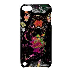 Bulldog Apple Ipod Touch 5 Hardshell Case With Stand by Valentinaart