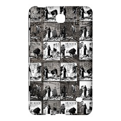 Comic Book  Samsung Galaxy Tab 4 (7 ) Hardshell Case  by Valentinaart