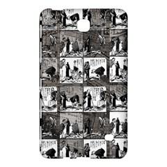 Comic Book  Samsung Galaxy Tab 4 (8 ) Hardshell Case  by Valentinaart
