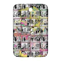 Comic Book  Samsung Galaxy Note 8 0 N5100 Hardshell Case  by Valentinaart
