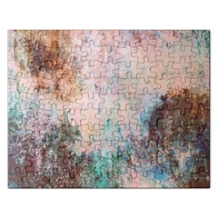 Cold Stone Abstract Rectangular Jigsaw Puzzl by theunrulyartist