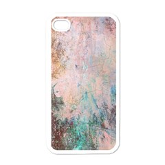 Cold Stone Abstract Apple Iphone 4 Case (white) by theunrulyartist
