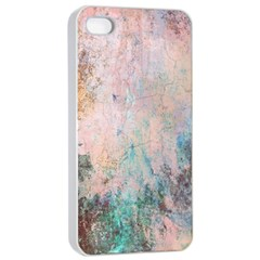 Cold Stone Abstract Apple Iphone 4/4s Seamless Case (white) by theunrulyartist