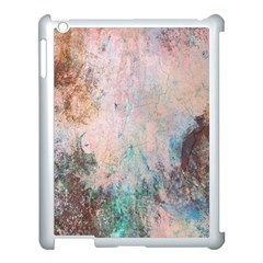 Cold Stone Abstract Apple Ipad 3/4 Case (white) by theunrulyartist