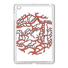 Twenty One Pilots Tear In My Heart Soysauce Remix Apple Ipad Mini Case (white) by Onesevenart