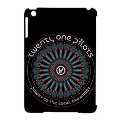 Twenty One Pilots Apple Ipad Mini Hardshell Case (compatible With Smart Cover) by Onesevenart