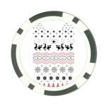 Ugly Christmas Humping Poker Chip Card Guard (10 pack)