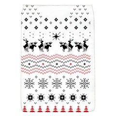 Ugly Christmas Humping Flap Covers (s)  by Onesevenart