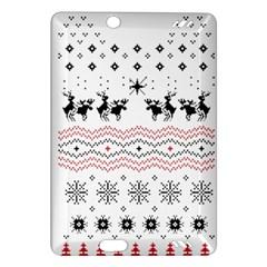Ugly Christmas Humping Amazon Kindle Fire Hd (2013) Hardshell Case by Onesevenart