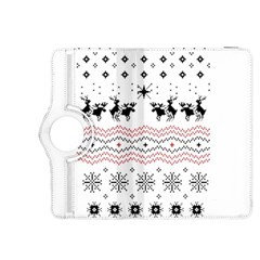 Ugly Christmas Humping Kindle Fire Hdx 8 9  Flip 360 Case by Onesevenart