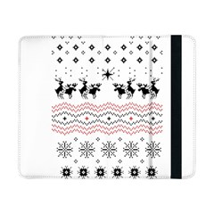 Ugly Christmas Humping Samsung Galaxy Tab Pro 8 4  Flip Case by Onesevenart
