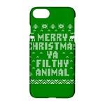 Ugly Christmas Sweater Apple iPhone 7 Hardshell Case
