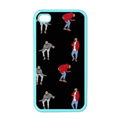 Drake Ugly Holiday Christmas Apple Iphone 4 Case (color) by Onesevenart