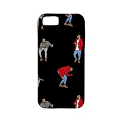 Drake Ugly Holiday Christmas Apple Iphone 5 Classic Hardshell Case (pc+silicone) by Onesevenart