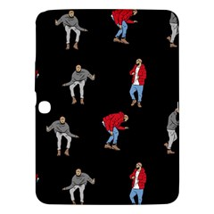 Drake Ugly Holiday Christmas Samsung Galaxy Tab 3 (10 1 ) P5200 Hardshell Case  by Onesevenart