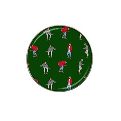 Drake Ugly Holiday Christmas Hat Clip Ball Marker (4 Pack) by Onesevenart