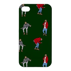 Drake Ugly Holiday Christmas Apple Iphone 4/4s Premium Hardshell Case by Onesevenart