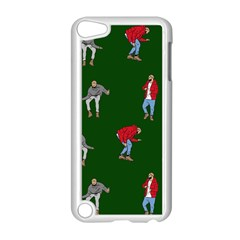 Drake Ugly Holiday Christmas Apple Ipod Touch 5 Case (white) by Onesevenart