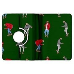 Drake Ugly Holiday Christmas Kindle Fire Hdx Flip 360 Case by Onesevenart