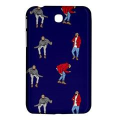 Drake Ugly Holiday Christmas Samsung Galaxy Tab 3 (7 ) P3200 Hardshell Case  by Onesevenart