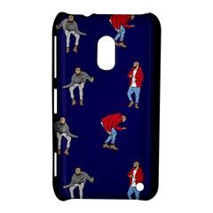 Drake Ugly Holiday Christmas Nokia Lumia 620 by Onesevenart