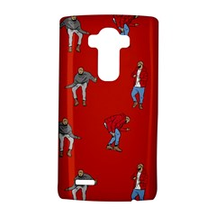 Drake Ugly Holiday Christmas Lg G4 Hardshell Case by Onesevenart