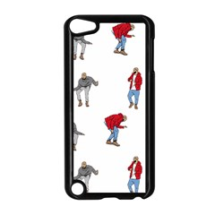 Drake Ugly Holiday Christmas Apple Ipod Touch 5 Case (black) by Onesevenart