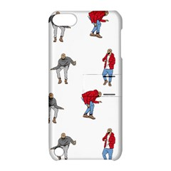 Drake Ugly Holiday Christmas Apple Ipod Touch 5 Hardshell Case With Stand by Onesevenart
