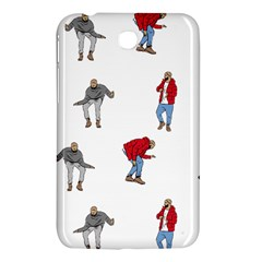 Drake Ugly Holiday Christmas Samsung Galaxy Tab 3 (7 ) P3200 Hardshell Case  by Onesevenart