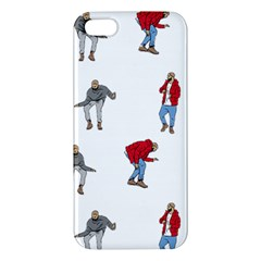Drake Ugly Holiday Christmas Iphone 5s/ Se Premium Hardshell Case by Onesevenart