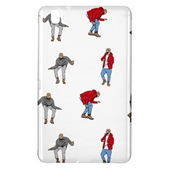 Drake Ugly Holiday Christmas Samsung Galaxy Tab Pro 8 4 Hardshell Case by Onesevenart