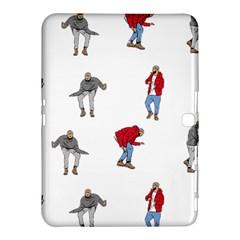 Drake Ugly Holiday Christmas Samsung Galaxy Tab 4 (10 1 ) Hardshell Case  by Onesevenart