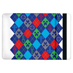 Minecraft Ugly Holiday Christmas Ipad Air Flip by Onesevenart