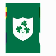 Ireland National Rugby Union Flag Small Garden Flag (two Sides) by abbeyz71