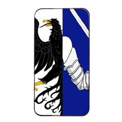 Flag Of Connacht Apple Iphone 4/4s Seamless Case (black) by abbeyz71