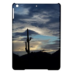 Cactus Sunset Ipad Air Hardshell Cases by JellyMooseBear