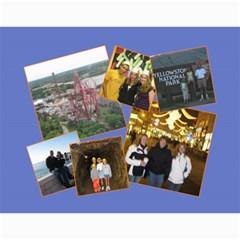 Megs Calendar By Julie Van Sambeek   Wall Calendar 11  X 8 5  (12 Months)   Plswse34mrea   Www Artscow Com Month