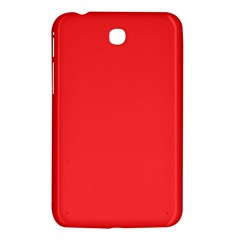 Neon Color - Brilliant Red Samsung Galaxy Tab 3 (7 ) P3200 Hardshell Case