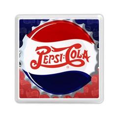 Pepsi Cola Memory Card Reader (square)  by Onesevenart