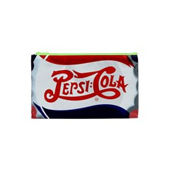 Pepsi Cola Cosmetic Bag (xs) by Onesevenart
