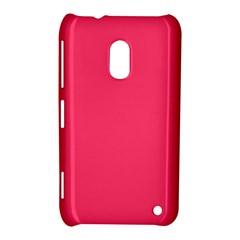 Neon Color   Light Brilliant Crimson Nokia Lumia 620 by tarastyle
