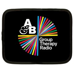 Above & Beyond  Group Therapy Radio Netbook Case (xxl)  by Onesevenart