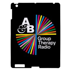 Above & Beyond  Group Therapy Radio Apple Ipad 3/4 Hardshell Case by Onesevenart