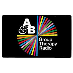 Above & Beyond  Group Therapy Radio Apple Ipad 2 Flip Case by Onesevenart