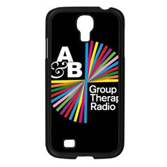 Above & Beyond  Group Therapy Radio Samsung Galaxy S4 I9500/ I9505 Case (black) by Onesevenart