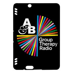 Above & Beyond  Group Therapy Radio Kindle Fire Hdx Hardshell Case by Onesevenart