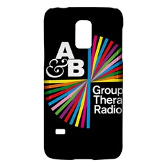 Above & Beyond  Group Therapy Radio Galaxy S5 Mini by Onesevenart