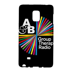 Above & Beyond  Group Therapy Radio Galaxy Note Edge by Onesevenart